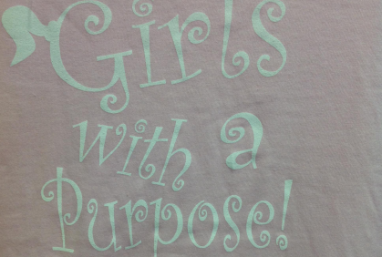 Girls With A Purpose