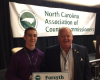4-H Youth Attends NC Association of County Commissioners Meeting