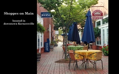 Shoppes on Main - located in downtown Kernersville