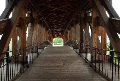 Old Salem Covered Bridge