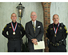 Two FCSO Staff Receive the Rufus Dalton Award for 2011